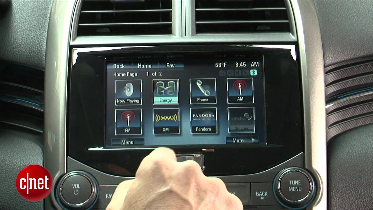 Car Tech: 2013 Chevy Malibu ECO
