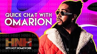 Omarion talks about his collab with Diamond Platinumz | HNH984