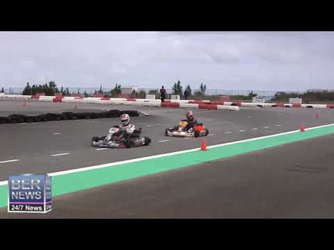 Bermuda Karting Club Race, February 2020