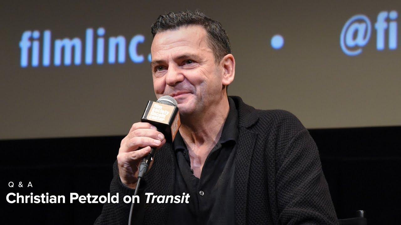 Christian Petzold | Transit Q&A