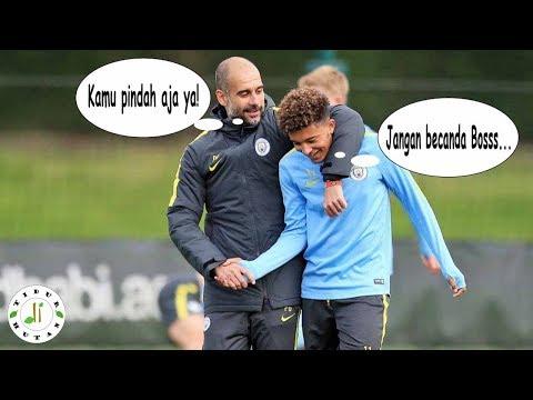 5 Pemain Muda Yang Disia Siakan Pep Guardiola Di Manchester City