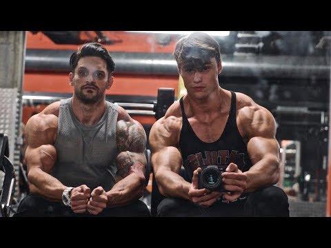 HARDCORE Workout Motivation | David Laid & Lex Griffin