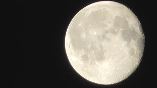 Пирометр показал что Луна 'светит' холодным светом - эксперимент №2