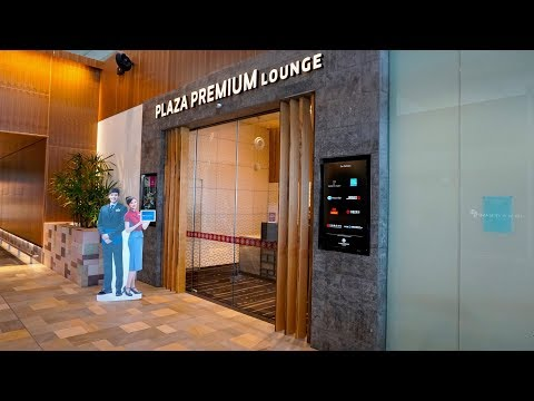Plaza Premium Lounge Review - Brisbane Airport (BNE)