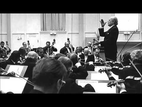 Ravel: Boléro - SWF Symphony Orchestra/Bour (1971)
