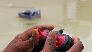remote control boat - RC Boat - How to make boat