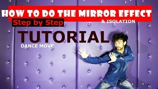 Baixar How to do the Mirror Effect or Mirror Dance Tutorial Video | Dance Move | Ajay Poptron