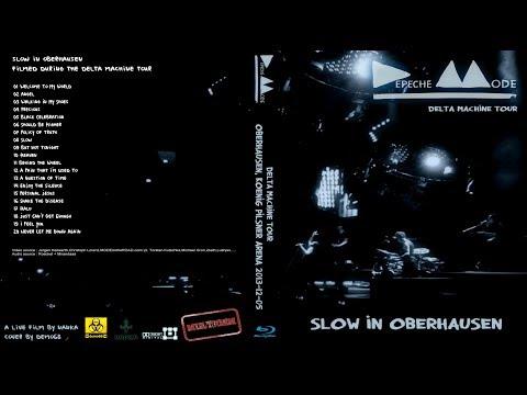 Depeche Mode - Delta Machine Tour FULL Show - Oberhausen 05.12.2013