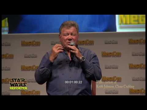 William Shatner's Real Thoughts On The Star Wars Franchise