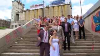 Свадебный музыкальный клип