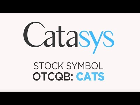Catasys: Unique Mental Health Solutions