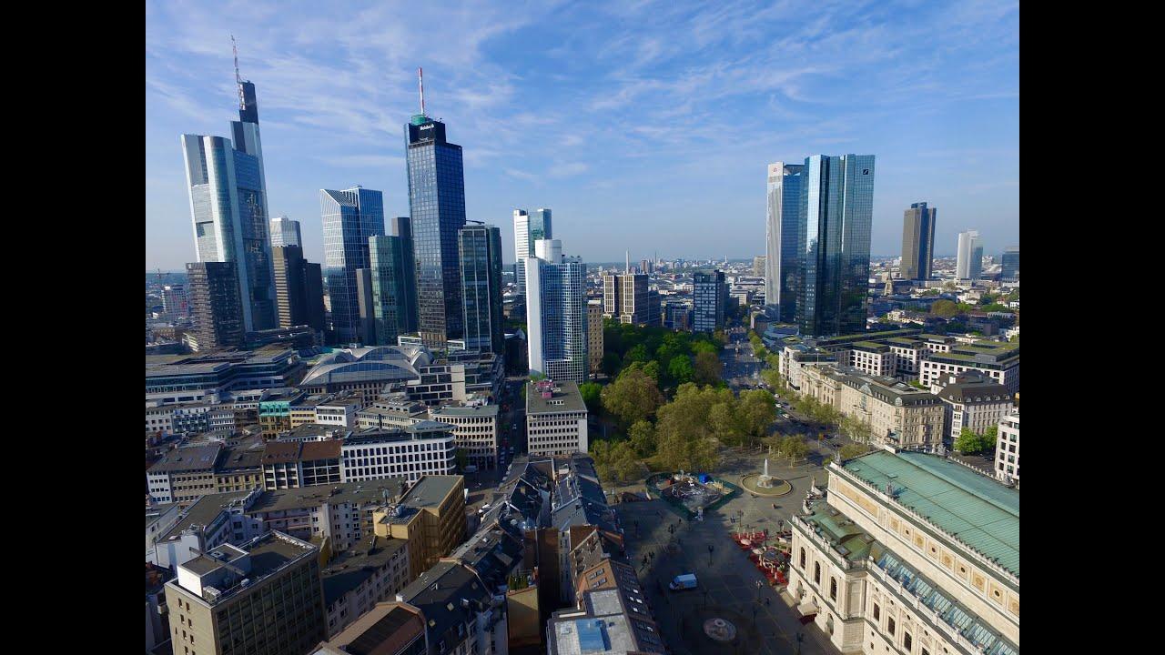 2016 Frankfurt Drone 2 Youtube