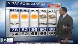 Flash Flooding: Main Weather - WHAG News @ 6:00 PM - Friday 6/13/14 - Meteorologist Bryan Schuerman