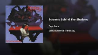 Screams Behind The Shadows (Reissue)