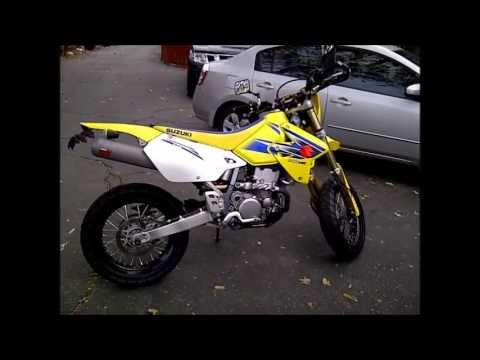 2006 Suzuki DRZ400SM Supermoto - YouTube