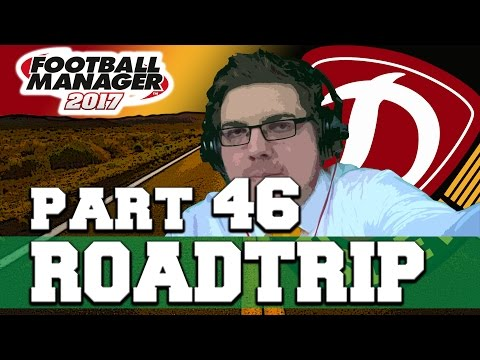 ROADTRIP | PART 46 | WINNER STAYS ON | FOOTBALL MANAGER 2017