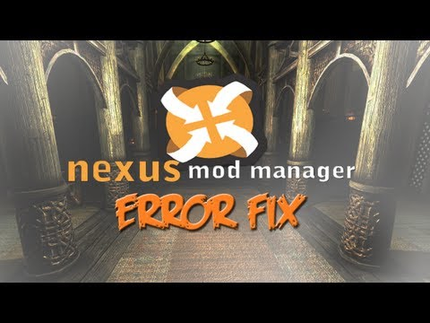 Nexus Mod Manager - Can Not Open Error Fix - Turn Annotations On!