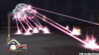 Tales of Vesperia (PS3) - Optional Boss: Ohma [Patty Solo/Unknown Mode]