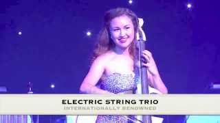 Electric String Trio: Showreel