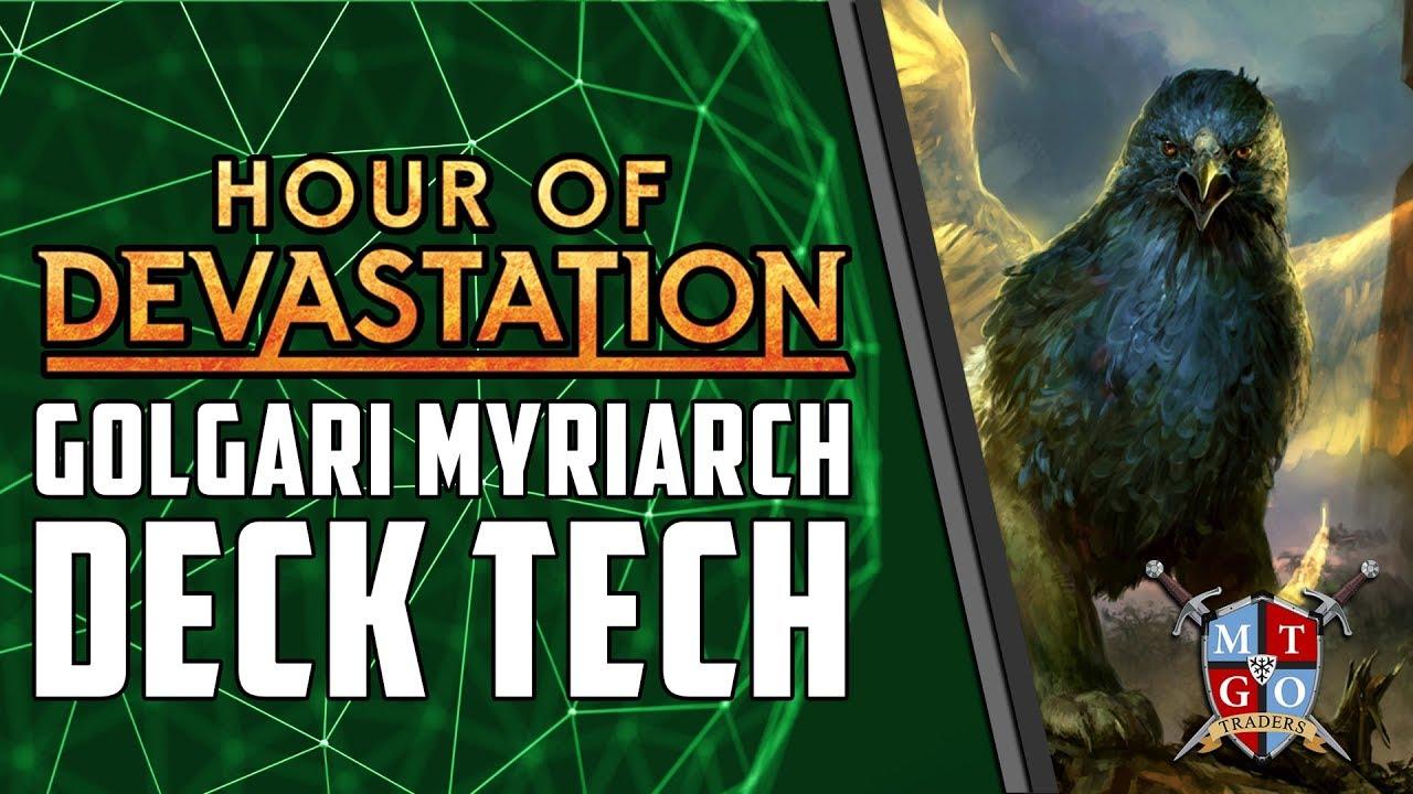 Majestic Myriarch Magic the Gathering Hour of Devastation
