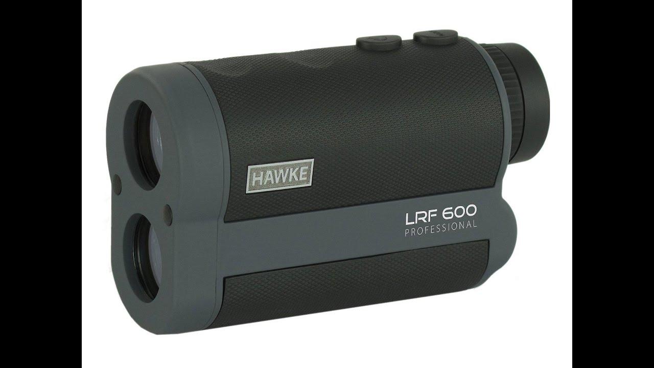 Hawke lrf professional laser range finder youtube