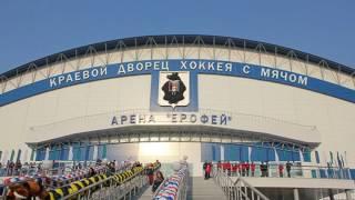 видео Чемпионат России по хоккею с мячом: финальная игра 26/03/2017