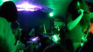 Church of Misery - Lambs to the Slaughter (Live @ The Liffey, Stockholm, 21 Apr 2014)