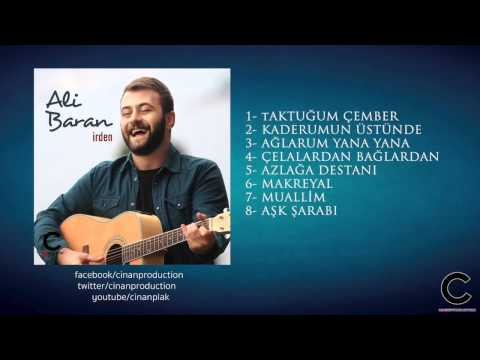 Aşk Şarabı - Ali Baran (Official Video Lyric) ✔️