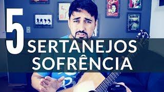 Baixar 5 Sertanejos Sofrência - Tiago Contieri