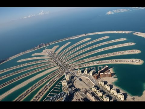 Palm Jumeirah, Dubai Video Tour