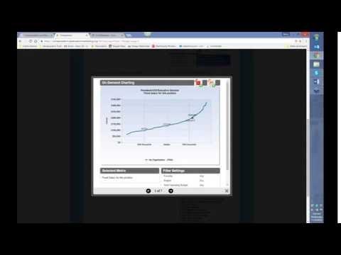 DMAI Compensation and Benefits Demo