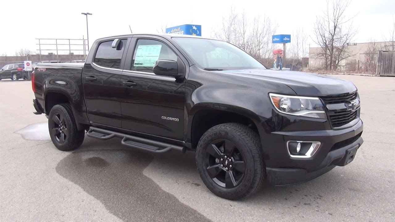 2017 chevrolet colorado crew cab short box 4wd lt bennett gm new car dealer youtube. Black Bedroom Furniture Sets. Home Design Ideas