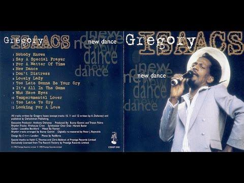Gregory Isaacs - New Dance (Full Album)