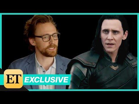Tom Hiddleston Looks Back on Loki's Road to Avengers: Infinity War Exclusive