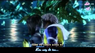 [Vietsub][Kara] Final Fantasy X OST - Rikki - Suteki da ne (Điều đó không thật đẹp sao)