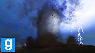Tornados in Garry's Mod