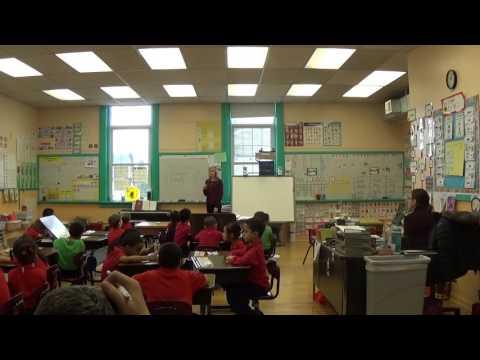 First Grade Math Lesson