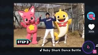 Dj DarkShot - Baby Shark Reggaeton Remix (DOM!)