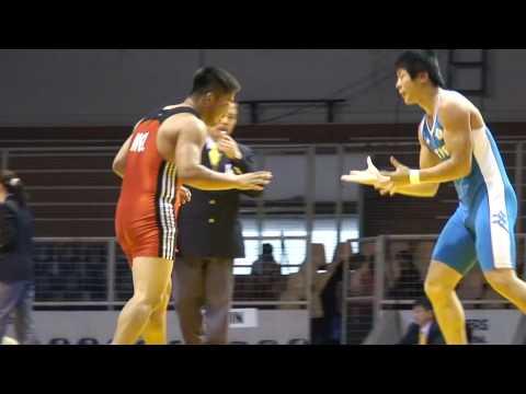 Freestyle Wrestling - Mongolia vs. Taiwan - PIN
