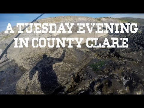 A Tuesday Evening In County Clare - Pollock Fishing In Ireland On The Wild Atlantic Way
