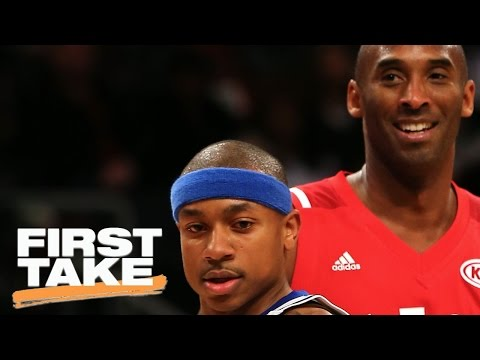 Is Kobe Bryant Best For Giving Advice To Isaiah Thomas? | First Take | May 4, 2017