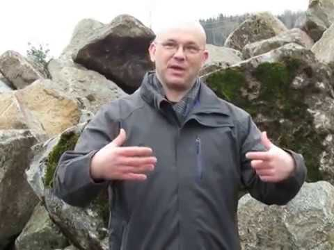 Stone placement in Japanese Garden design explained by Mark Bourne