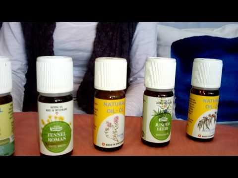 Эфирные масла для защиты от простуды , гриппа и других вирусных инфекций