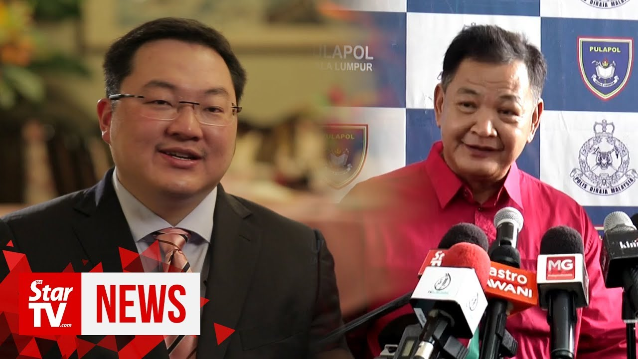 IGP: Negotiations ongoing in bid to bring Jho Low back