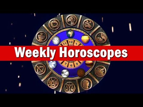 Weekly Horoscope By Dr Sankaramanchi Ramakrishna Sastry || 27 May 2018 - 02 June 2018 || Bhakthi TV