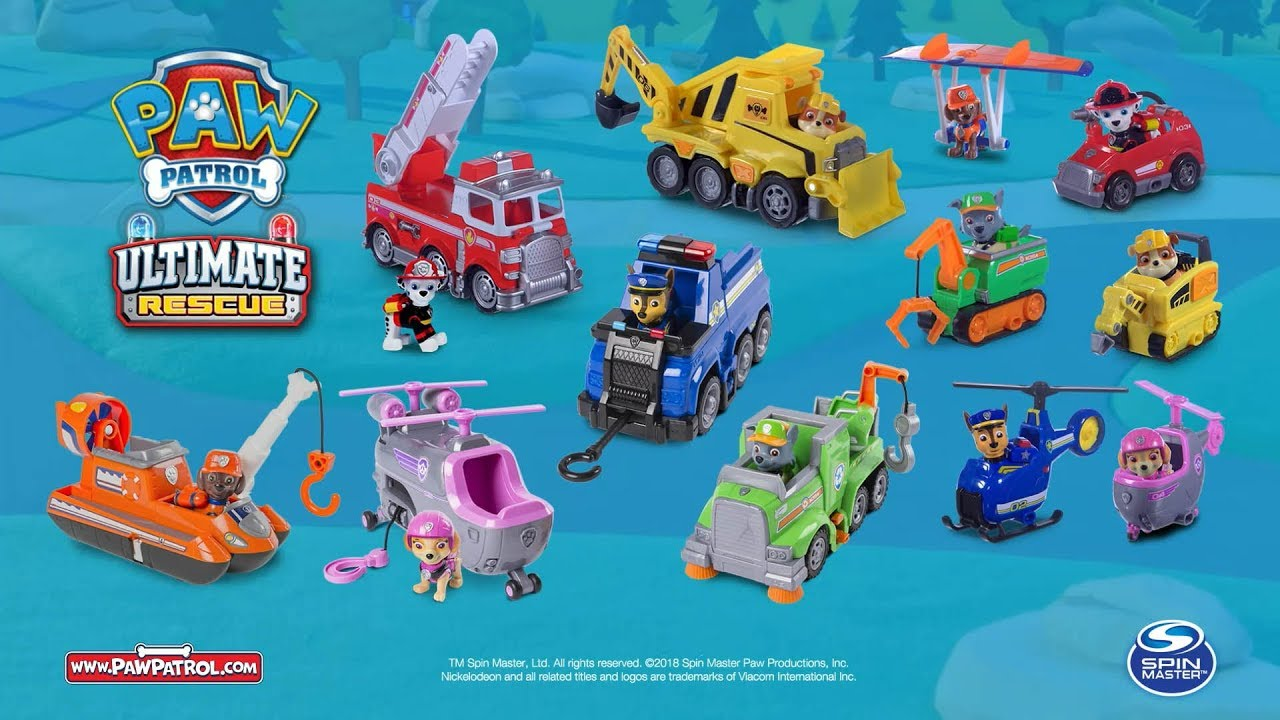 Paw Patrol The Official Mighty Pups Super Paws Toys New ...   Cars Paw Patrol Pups
