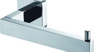Buy Chrome Toilet Roll Holder In Melbourne [square]