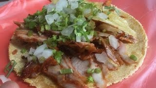 Everything You Should Eat In Mexico City