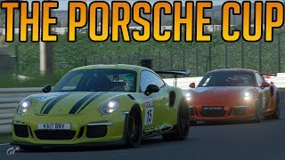 Gran Turismo Sport: Essentially a Porsche Cup