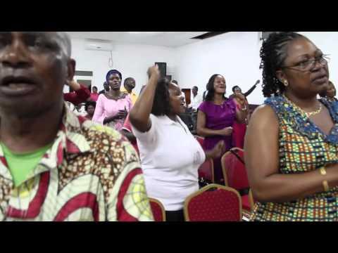 Edwige Adda Mbanangoye_Séminaire Libreville Gabon